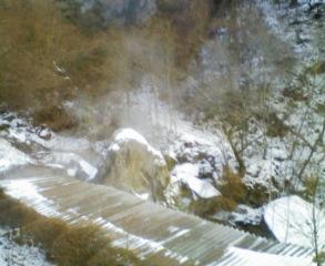 雪見の温泉宿