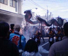飯田の祭り